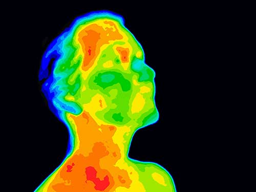 Thermal Image Head